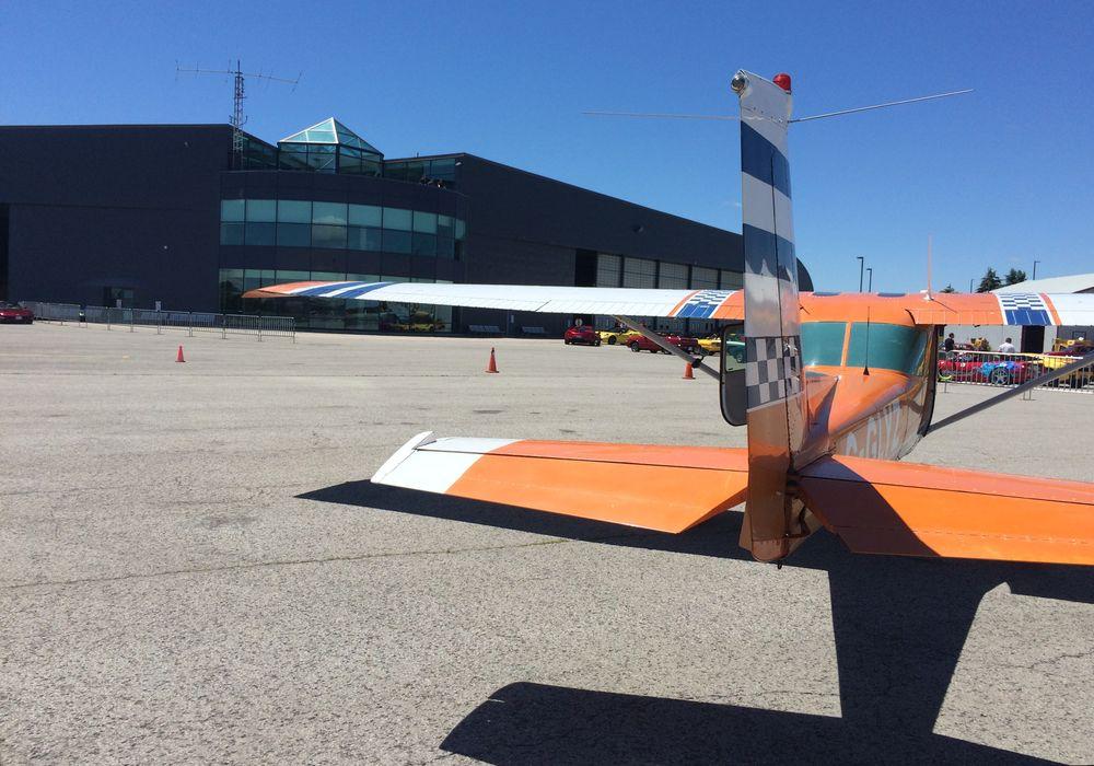 Canadian Heritage WarplaneMuseum